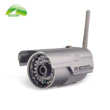 2015 Mini 0.3MP Outdoor Waterproof P2P Security Wi-Fi IP Camera