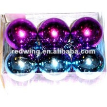 2012 Promotional Christmas Balls
