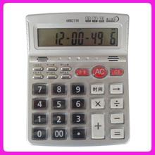 12- dígitos calculadora de escritorio, voz electrónica oficina calculadora de escritorio