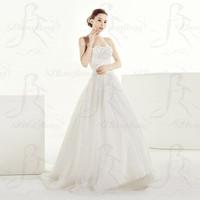 HX0014 2015 latest design top quality lace fashion princess wedding dress, women wedding dresses