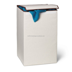 Polyester Folding Laundry Storage Bin