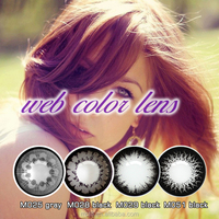 cosmetic contact lenses /Wholesale cheap big circle baby doll eye contacts colored lens