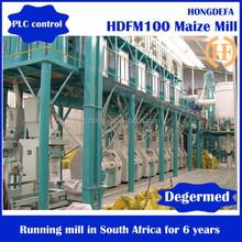 100T/24h roller mill,corn/maize flour milling machine