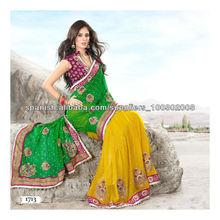 Bombay Bollywood Fashion Week Hits Designer Sarees