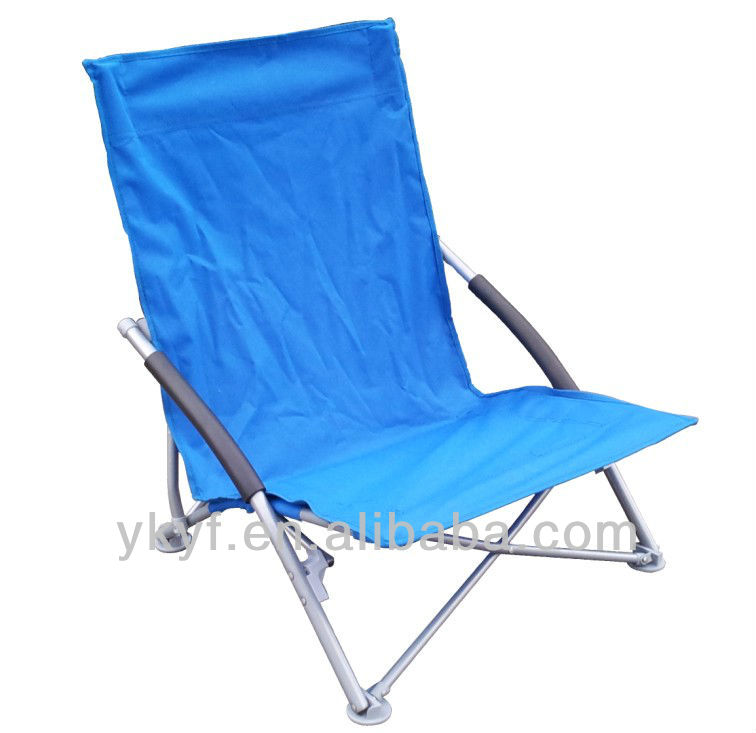fortable Folding Low Seat Beach Chair Buy Folding Low Seat Beach Chair L