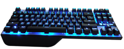 2015 China factory popular mechanical keyboard with 88 key EU style professional gaming keyboard for computer wholesale