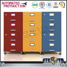 Modern Helmer space saving furniture korea cabinets with 6 mini drawer