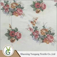Yungang Beautiful Factory Wholesale stocklot voile curtain fabric