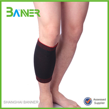 Customized running Elastic comfortable calf leg sleeve