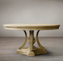 French Provincial furniture dining table