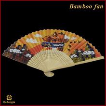 Most popular creative Reliable Quality handcraft folding fans