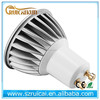 3w cob gu10 12v led spot lamp with high power