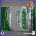 De china proveedor bolsa con la impresión