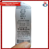 China Manufacturer Hot Sale Satin Label