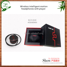 mobile phone bluetooth headset with pedometer function