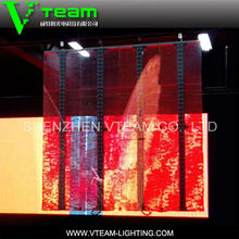 2014 glass Advertising P12/20mm Full Color Outdoor LED Screen/LED Display