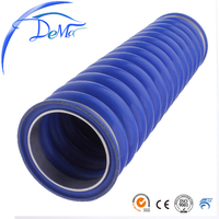 Hebei manufacturer best selling product CE SGS certification silicone hose rubber pipe for BENZ VOLVO RENAULT trucks