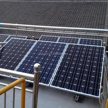Tontruhuda Off grid Home Solar kit / Solar lighting system / Solar power system with 12v 100w 200w 250w solar panel