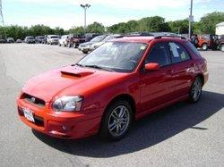 2005 SUBARU IMPREZA WRX WAGON USED CAR