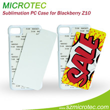Sublimation Blank case for Blackberry Z10