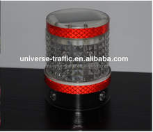 solar lamp /solar light on spring