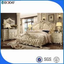 chinese bedroom furniture sets/hotel furniture bedroom set/rococo bedroom set