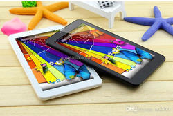 cheap 7 Inch Tablet MTK8312 Dual Core phone Tablet with 3g phablet android 4.4