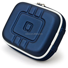 Limited Edition Dark Night Blue Eva Mini Hard Shell Lightweight Zipper Compact Carrying Protector Case For Canon PowerShot