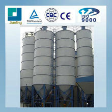 Jianling 100ton steel cement silo for sale