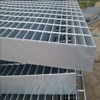 Steel grating walkway / steel grating door mat / steel grating clips