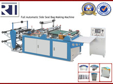Full Automatic Plastic Hot Sealing and cutting Machine Factory