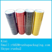 electric use PVC insulating tape, insulation tape