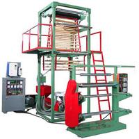 Rifengda Brand Hdpe Ldpe PE Plastic Film Extruder Machine