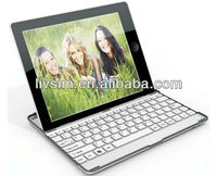 Keypad for iPad/iPad2/Mini iPad bluetooth keyboard and case