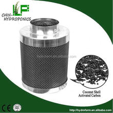 "4"", 6"", 8"", 10"", 12"" of Activated carbon filter/indoor grow room air filter"