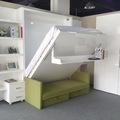 Mur mécanisme de lit escamotable, lit escamotable lit escamotable, murphy lit escamotable