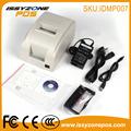 mini impressora matricial portátil papel economize tempo idmp007