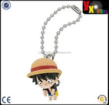 One Piece Tsumande Tsunagete Mascot charm key chain ~Figure Swing;