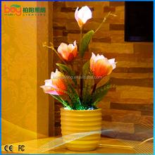 Boy brand artificial simulation decoration flower led lights,decoration flower,decoration light