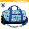 cute polo kids fancy travel duffel bag