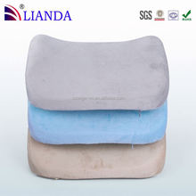 Heated car back cushion