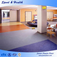 Indoor Commercial VCT Tile For hospital