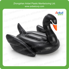 Giant Size Inflatable Swan Pool Floater Toy for Pool with Plastic Handles