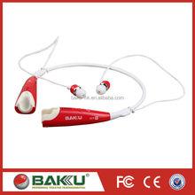 BAKU Patent Design Business Style Bluetooth Headset Model BK-830 for Businessman