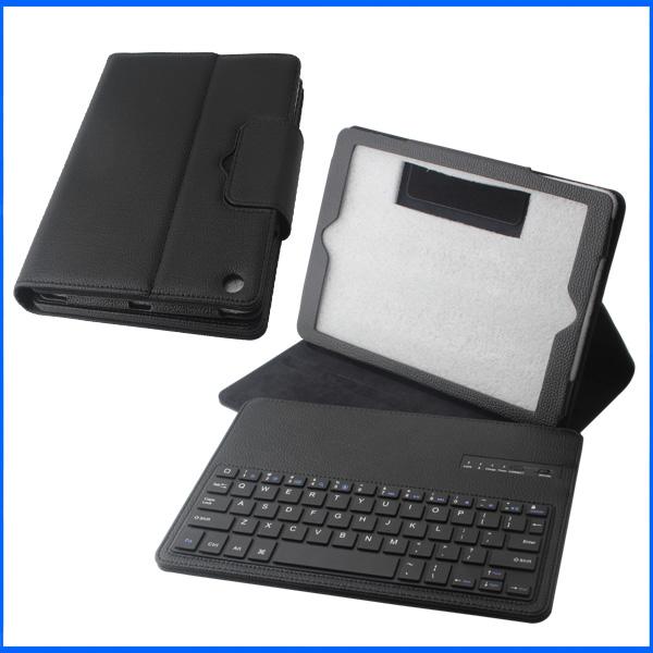 OEM MOQ 100 pcs generic wholesale sliding case tablet keyboard accessory