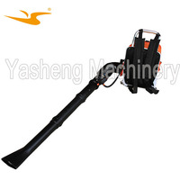 Gas Powered Knapsack Grass Clipping Cleaning Machine Parts