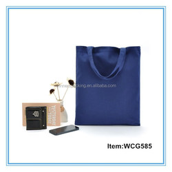 eco-friendly wholesale canvas cloth bag