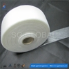 Viscose polyester spunlace nonwoven fabric for wet wipe