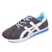 latest model flat running shoes women sneakers sport shoe
