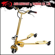 2015 Hot selling portable electric scooter battery charger with 3 wheels for adult made in AODI